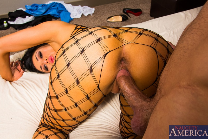Naughty America 'in My Friend's Hot Girl' starring Audrey Bitoni (Photo 10)