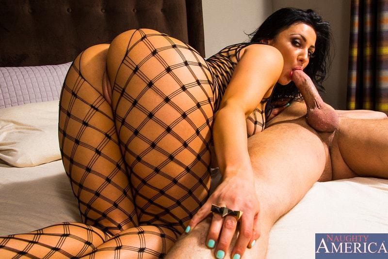 Naughty America 'in My Friend's Hot Girl' starring Audrey Bitoni (Photo 15)
