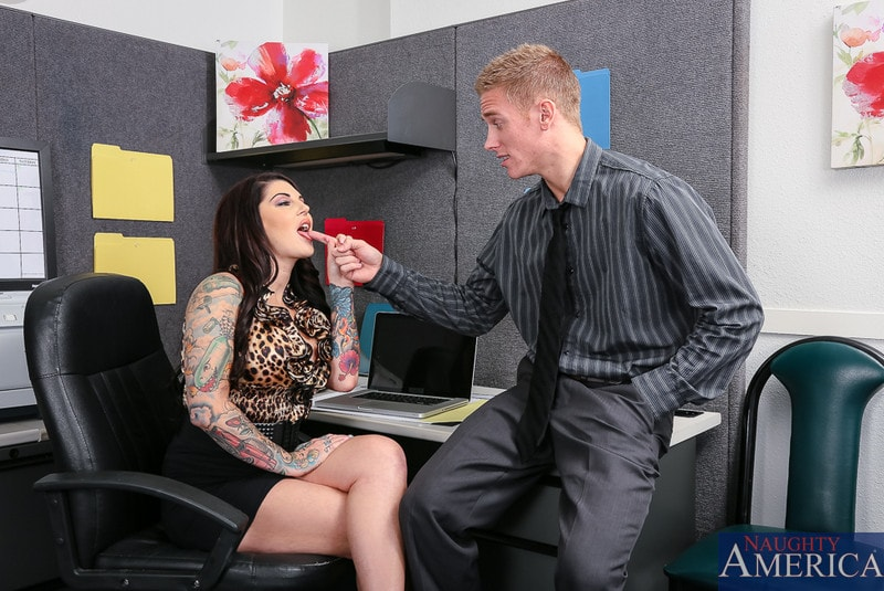 Naughty America 'in Naughty Office' starring Darling Danika (Photo 2)