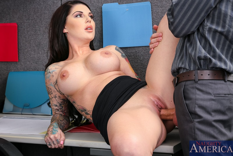 Naughty America 'in Naughty Office' starring Darling Danika (Photo 4)
