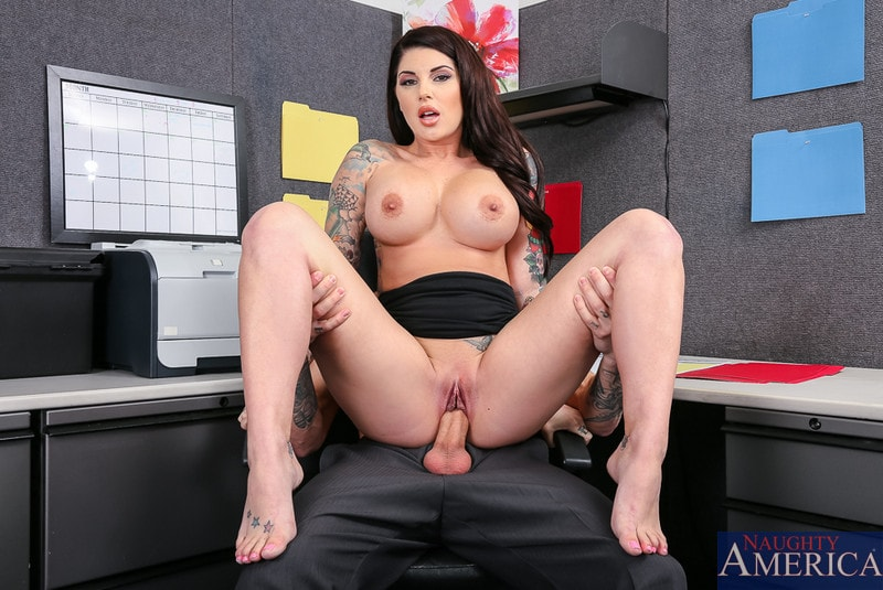Naughty America 'in Naughty Office' starring Darling Danika (Photo 7)