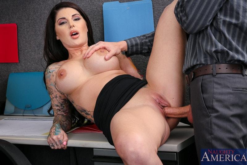 Naughty America 'in Naughty Office' starring Darling Danika (Photo 13)