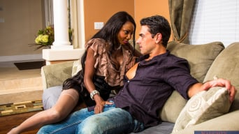 Diamond Jackson in 'in Seduced by a cougar'