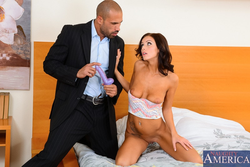 Naughty America 'in Diary of a Nanny' starring Whitney Westgate (Photo 2)