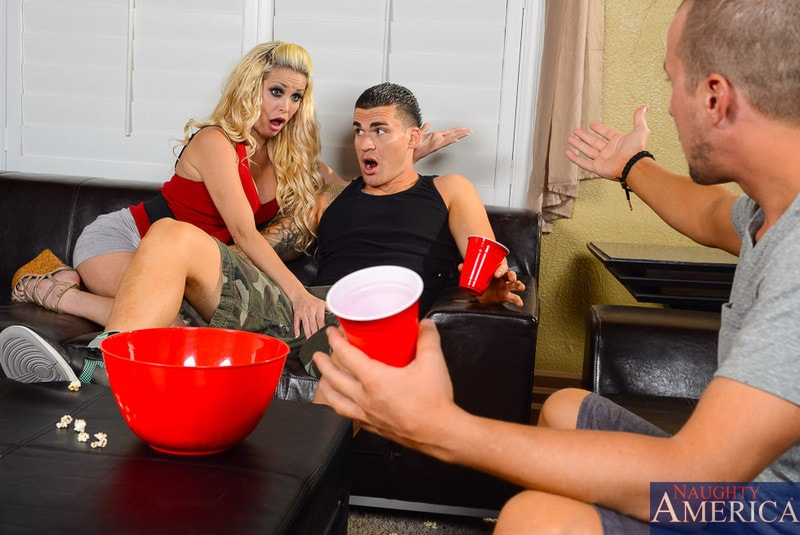 Naughty America ' in My Friends Hot Mom' starring Mikki Lynn (Photo 1)