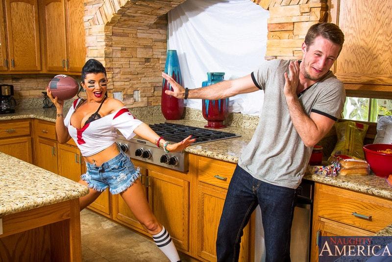 Naughty America 'in My Girlfriend's Busty Friend' starring Romi Rain (Photo 1)