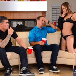 Remy LaCroix in 'Naughty America' in My Wife's Hot Friend (Thumbnail 1)
