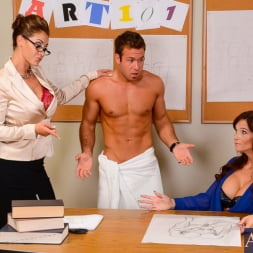 Eva Notty in 'Naughty America' My First Sex Teacher (Thumbnail 1)