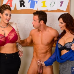 Eva Notty in 'Naughty America' My First Sex Teacher (Thumbnail 2)