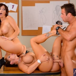 Eva Notty in 'Naughty America' My First Sex Teacher (Thumbnail 13)