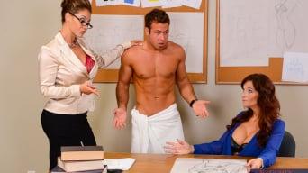 Eva Notty in 'My First Sex Teacher'