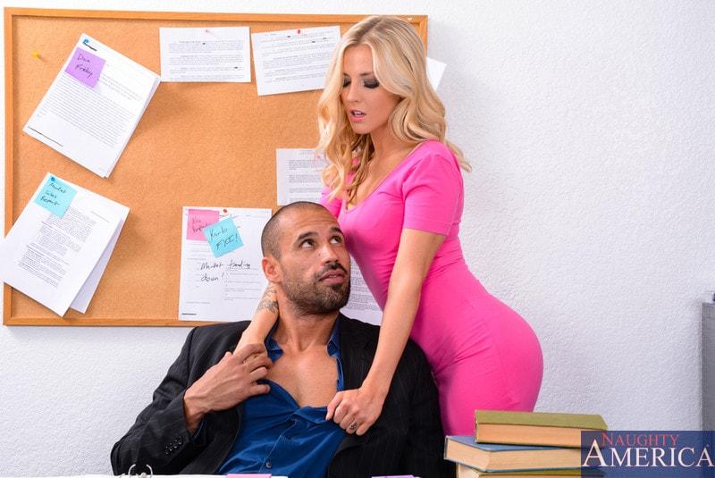 Naughty America 'in Naughty Office' starring Karla Kush (Photo 1)