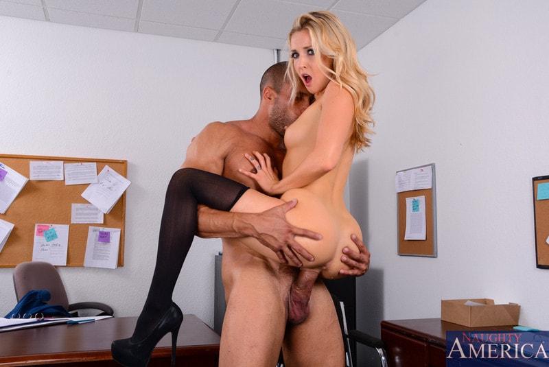 Naughty America 'in Naughty Office' starring Karla Kush (Photo 9)