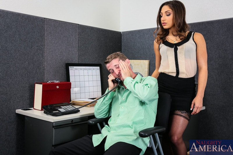 Naughty America ' in Naughty Office' starring Bella Danger (Photo 1)