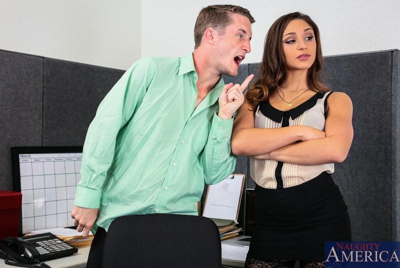 Naughty America ' in Naughty Office' starring Bella Danger (Photo 2)