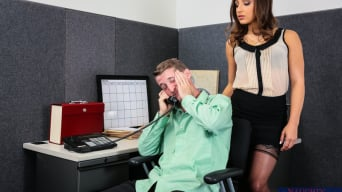 Bella Danger in ' in Naughty Office'