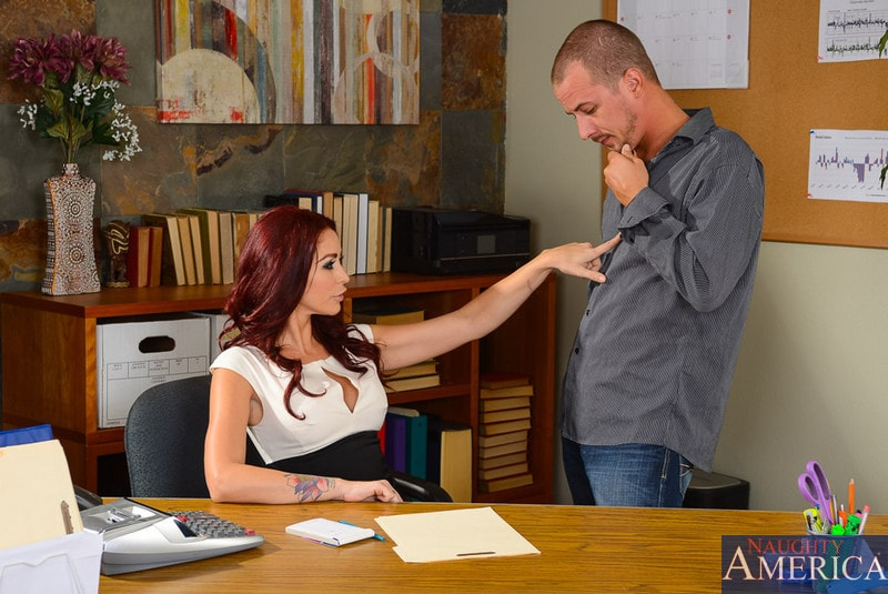 Naughty America 'in Naughty Office' starring Monique Alexander (Photo 1)