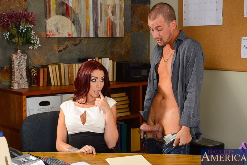 Naughty America 'in Naughty Office' starring Monique Alexander (Photo 2)