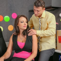 Kayla West in 'Naughty America'  in Naughty Office (Thumbnail 1)