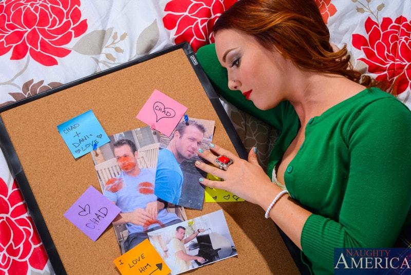 Naughty America 'in Naughty Bookworms' starring Dani Jensen (Photo 2)