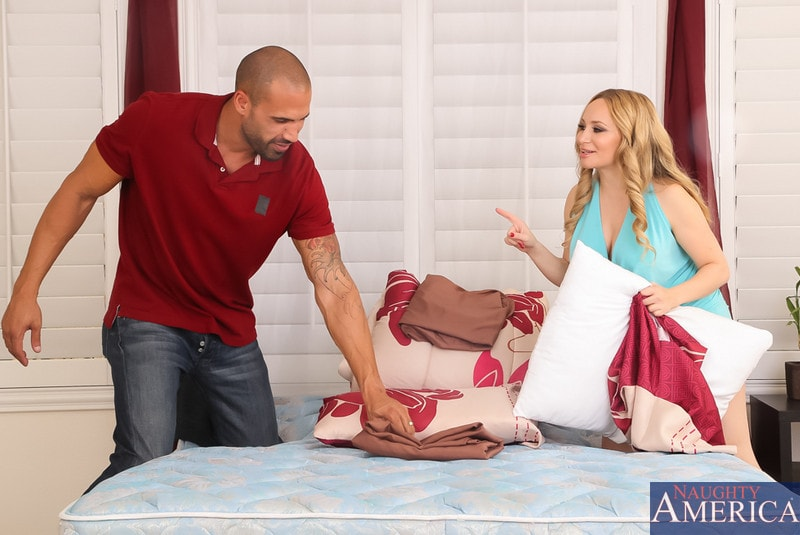 Naughty America 'in My Wife's Hot Friend' starring Aiden Starr (Photo 1)