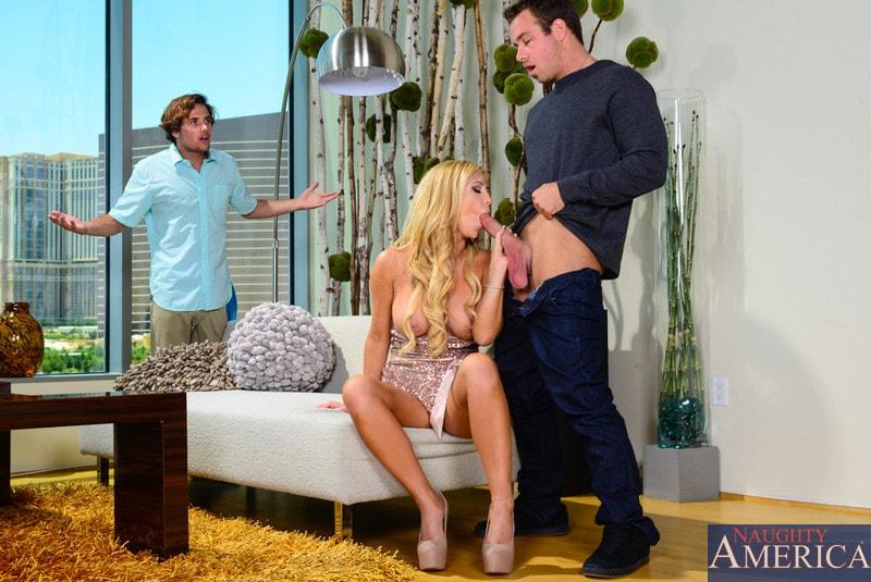Naughty America 'in My Friend's Hot Girl' starring Tasha Reign (Photo 2)