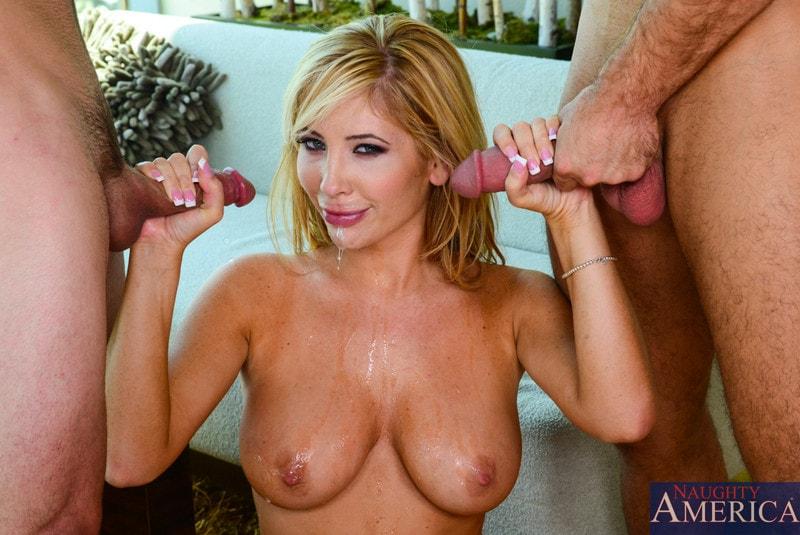 Naughty America 'in My Friend's Hot Girl' starring Tasha Reign (Photo 12)