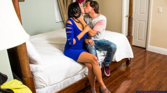 Missy Martinez in 'in My Friend's Hot Girl'
