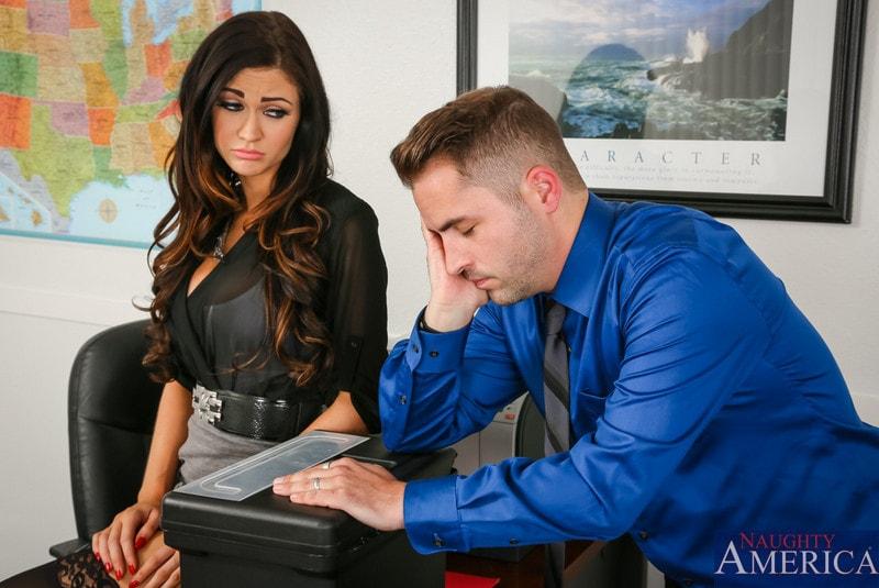 Naughty America 'in Naughty Office' starring Kendall Karson (Photo 1)