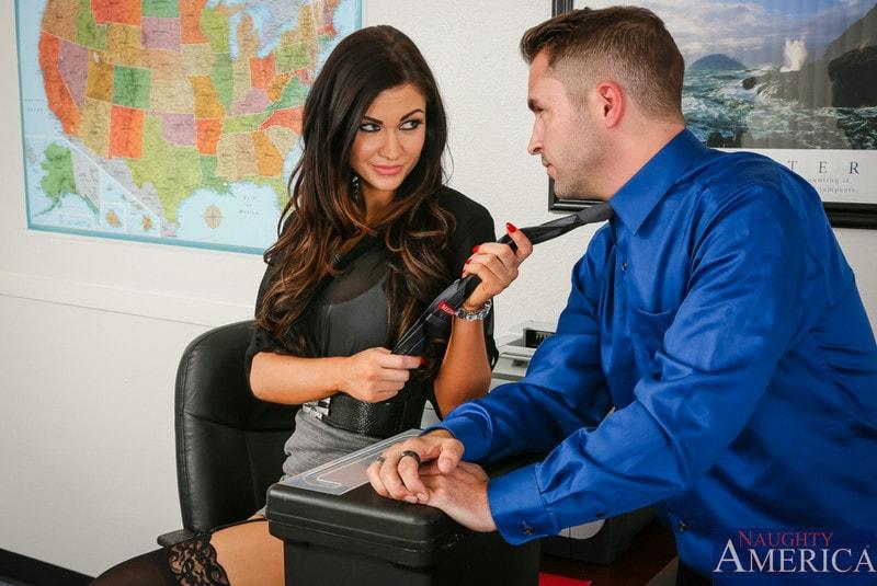 Naughty America 'in Naughty Office' starring Kendall Karson (Photo 2)