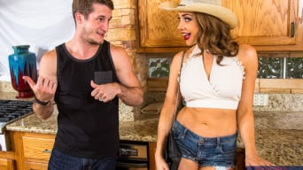 Chanel Preston in 'in My Wife's Hot Friend'