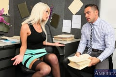 Riley Jenner  in Naughty Office (Thumb 01)