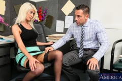 Riley Jenner  in Naughty Office (Thumb 02)