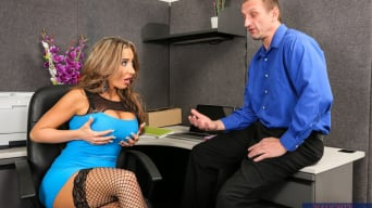Richelle Ryan In 'in Naughty Office'