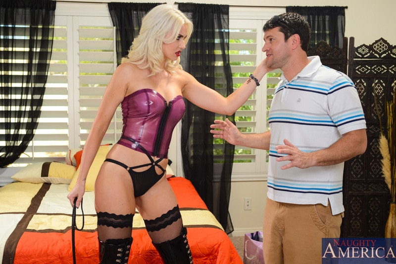 Naughty America 'in Neighbor Affair' starring Gigi Allens (Photo 1)