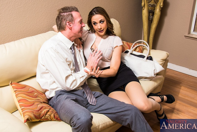 Naughty America 'in Dirty Wives Club' starring Chanel Preston (Photo 1)