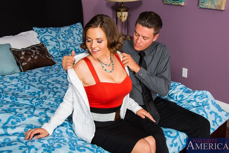 Naughty America 'in Dirty Wives Club' starring Krissy Lynn (Photo 1)