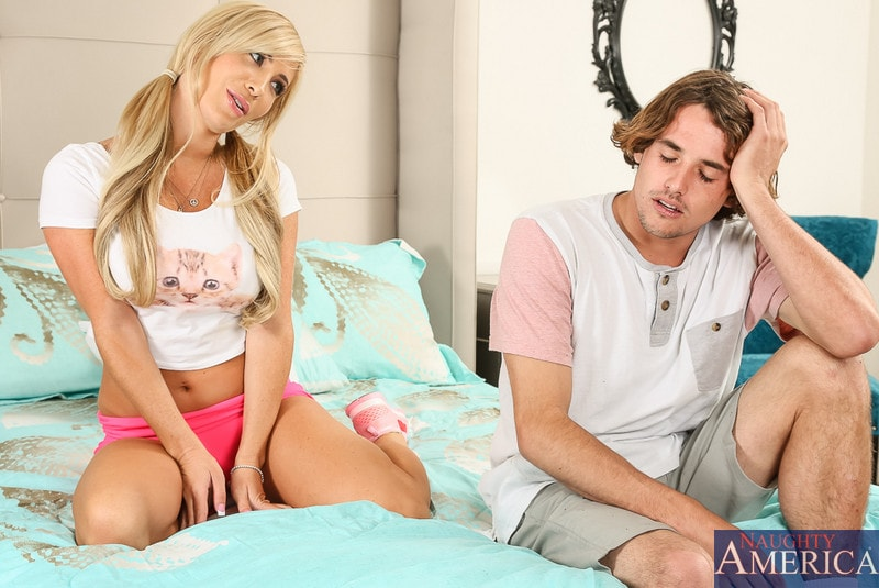 Naughty America 'in Diary of a Nanny' starring Tasha Reign (Photo 1)