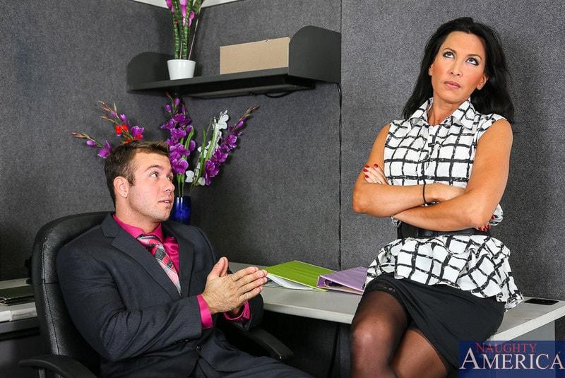 Naughty America 'in Naughty Office' starring Lezley Zen (Photo 1)