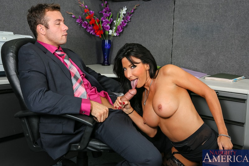 Naughty America 'in Naughty Office' starring Lezley Zen (Photo 4)