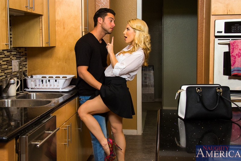 Naughty America 'in Dirty Wives Club' starring Ashley Fires (Photo 1)