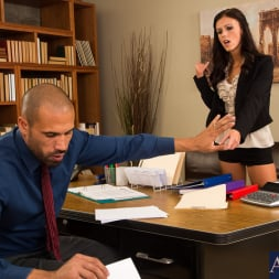 Whitney Westgate in 'Naughty America' in Naughty Office (Thumbnail 1)