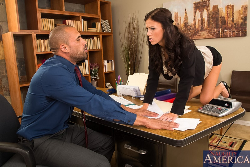 Naughty America 'in Naughty Office' starring Whitney Westgate (Photo 2)