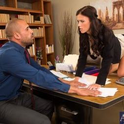 Whitney Westgate in 'Naughty America' in Naughty Office (Thumbnail 2)
