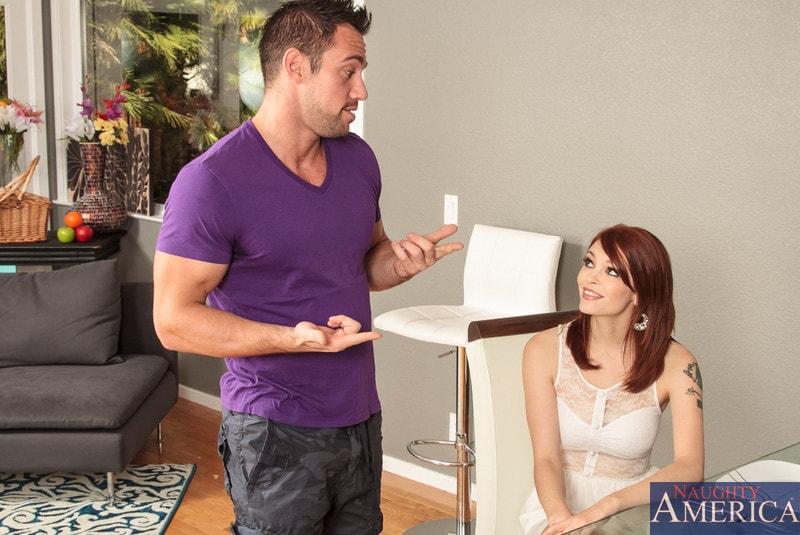 Naughty America 'in My Dad's Hot Girlfriend' starring Bree Daniels (Photo 1)