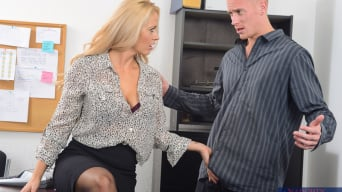 Holly Heart in 'in Naughty Office'