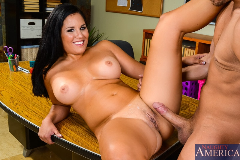 Naughty America 'in My First Sex Teacher' starring Missy Maze (Photo 12)