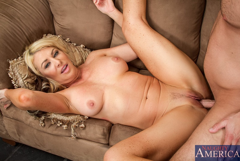 Naughty America ' in My Friends Hot Mom' starring Sasha Sean (Photo 13)