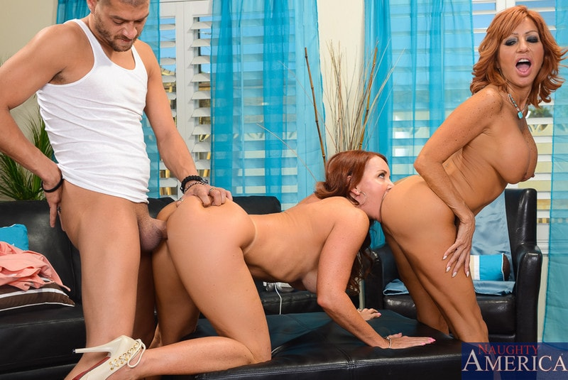 Naughty America 'and Tara Holiday in My Friends Hot Mom' starring Janet Mason (Photo 9)