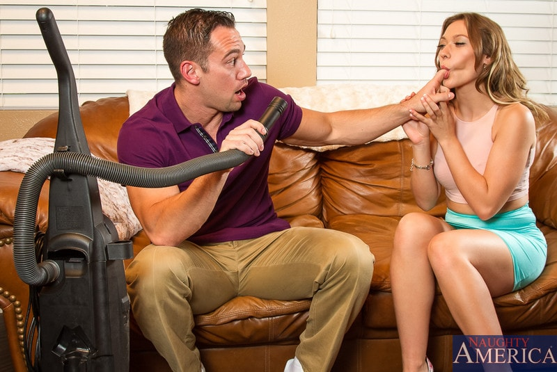 Naughty America 'in Naughty Rich Girls' starring Callie Calypso (Photo 2)